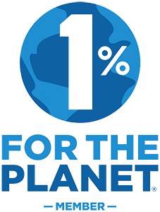 Logo one percent for the planet