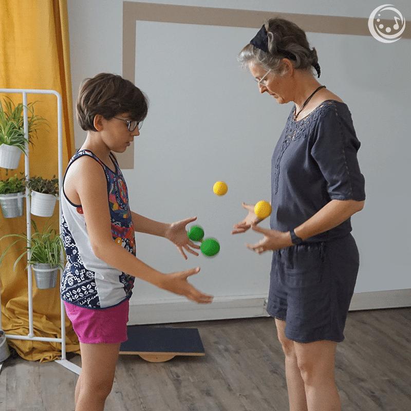2021 - Lille - Planche équilibre Proprioception