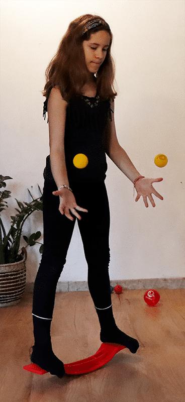 BrainBall Enfant proprioception balles