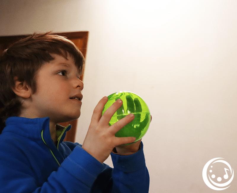 Enfant Ballon rythmique
